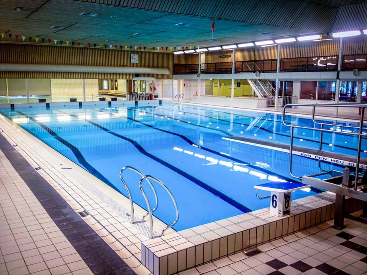 Zwembad almere stad zwembadrenovatie